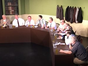 "Richardson Theate Centre presents ""Twelve Angry Men"""