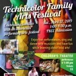 Free Technicolor Family Arts Festival