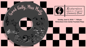 RCB Summer Concert Series - Good Golly Miss Molly