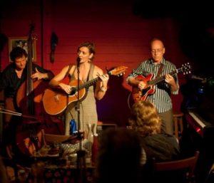 The Jen Chapin Trio