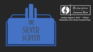 RCB Summer Concert Series - The Silver Screen
