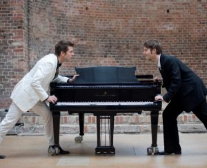 Piano Battle Andreas Kern vs. Paul Cibis