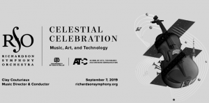 Celestial Celebration: Music, Art and Technology