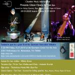 Chamber Music International by Tan Dun