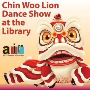 Chin Woo Lion Dance Show