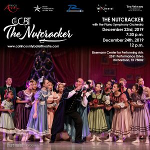 "Collin County Ballet Theatre ""The Nutcracker"" with the Plano Symphony Orchestra"