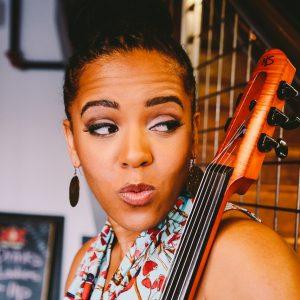 Shana Tucker ChamberSoul Cello & Songs