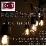Light of Mine~ A New Porchlight Music Series