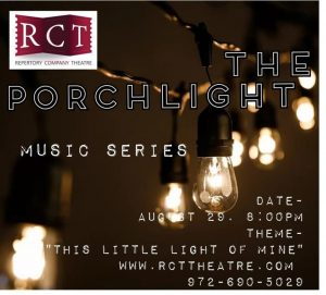 Light of Mine~ A New Porchlight Music Series