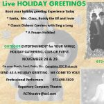 LIVE Holiday Greetings