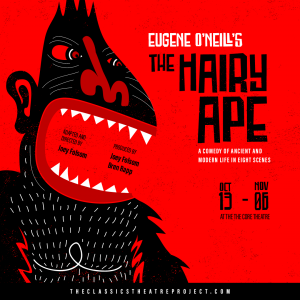 Eugene O'Neill's The Hairy Ape: A Comedy of Ancien...