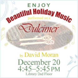 David Moran, Dulcimer Player
