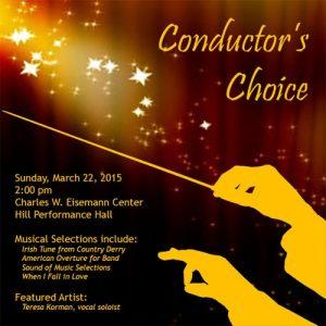 Richardson Community Band - Conductor's Choice