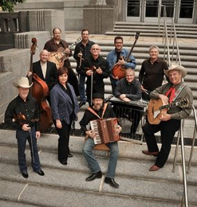 The Time Jumpers featuring Vince Gill, Kenny Sears & Ranger Doug Green