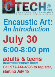 Encaustic Art: An Introduction