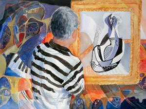 Southwestern Watercolor Society 52nd Annual Member Exhibit