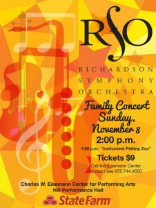 RSO Family Concert