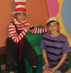 Seussical Musical Theatre Workshop