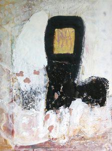 """Antoaneta Hillman """"Connected Through White"""" Exhibit"""