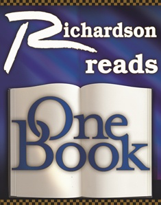 Richardson Reads One Book Author Event
