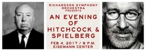 An Evening of Hitchcock and Spielberg