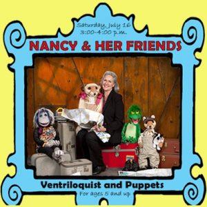 Nancy & Her Friends