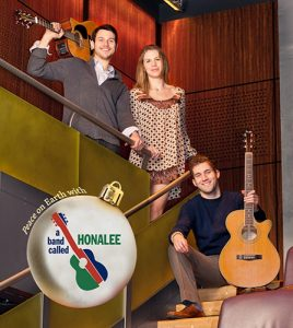 Peace on Earth with A Band Called Honalee