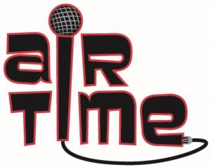 AIR Time featuring guest artists Dr. Robert Gregg of UTD and PhD candidate, Dario Villarreal