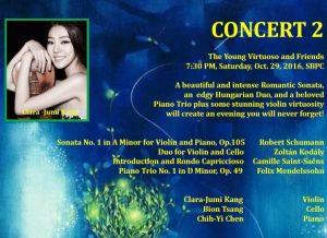 Chamber Music International 2016-2017 Concert 2