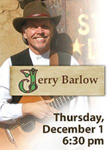 Celtic Guitarist Jerry Barlow