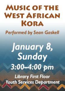 West African Kora Harp Music