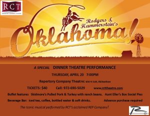 Dinner Theatre~Oklahoma!