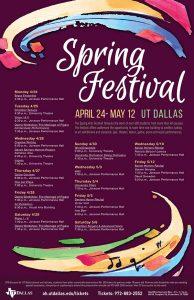 Spring Arts Festival 2017