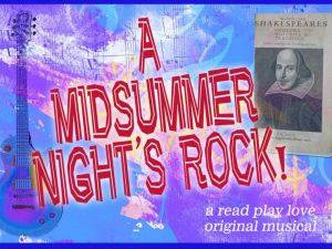 A Midsummer Night's Rock Musical