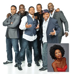 Take 6 & Nnenna Freelon Trio in Spread Love for Christmas