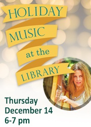Holiday Music at the Library