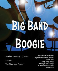 Free Concert:  Big Band Boogie