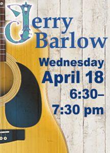 Jerry Barlow Guitarist and Storyteller