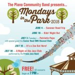 Plano Community Band Summer Series