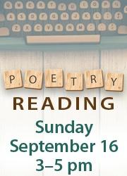 Poetry Reading
