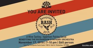 RSO Beaujolais Bash