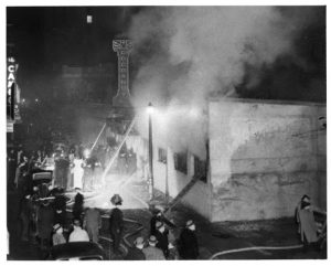 Inferno! Fire at the Cocoanut Grove: 1942