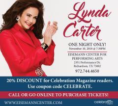 Lynda Carter Live in Concert