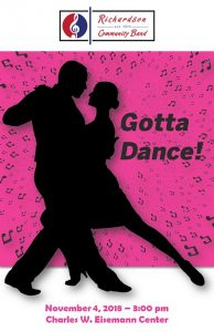 Eisemann Concert Series:  Gotta Dance!