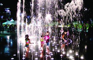 Galatyn Park Fountain