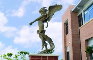 Methodist Richardson Cancer Center Statue